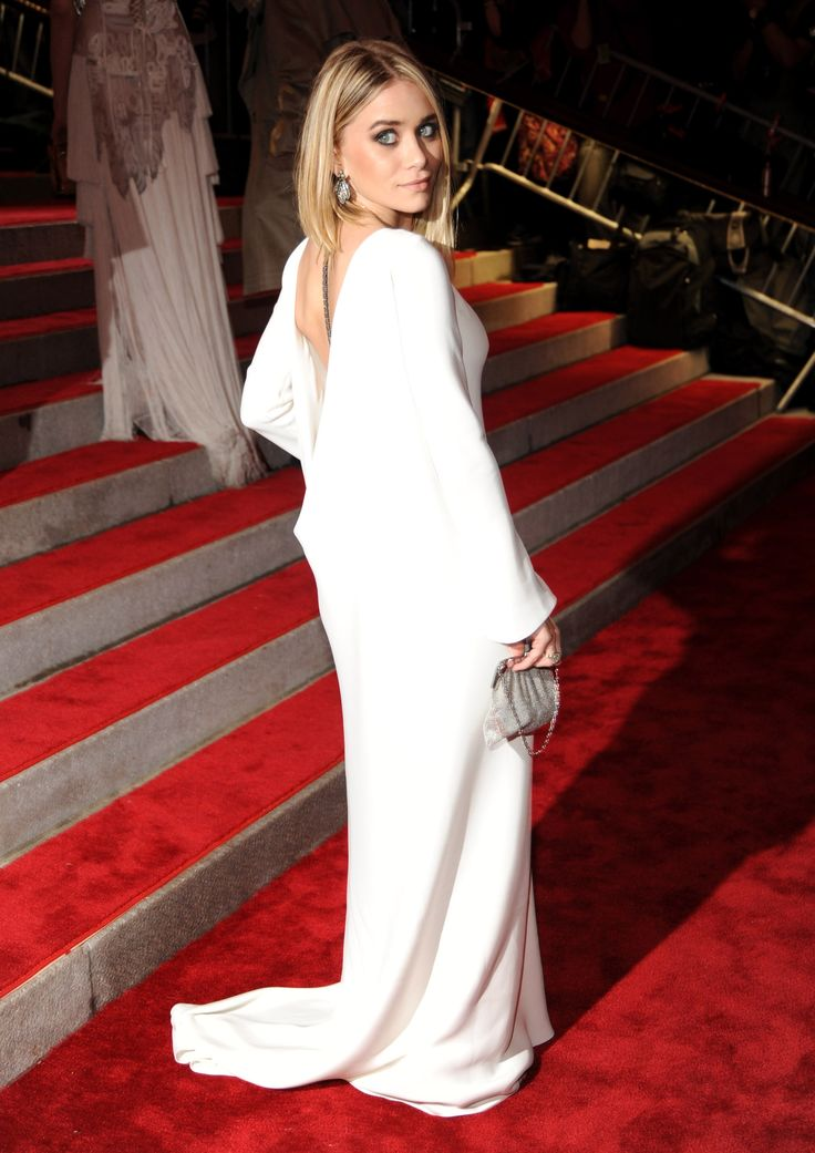 Ashley Olsen in The Row – 2009 #MET Costume Gala