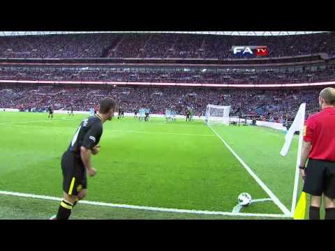 FOOTBALL -  Official highlights Wigan vs Manchester City 1-0, FA Cup Final 2013 - http://lefootball.fr/official-highlights-wigan-vs-manchester-city-1-0-fa-cup-final-2013/