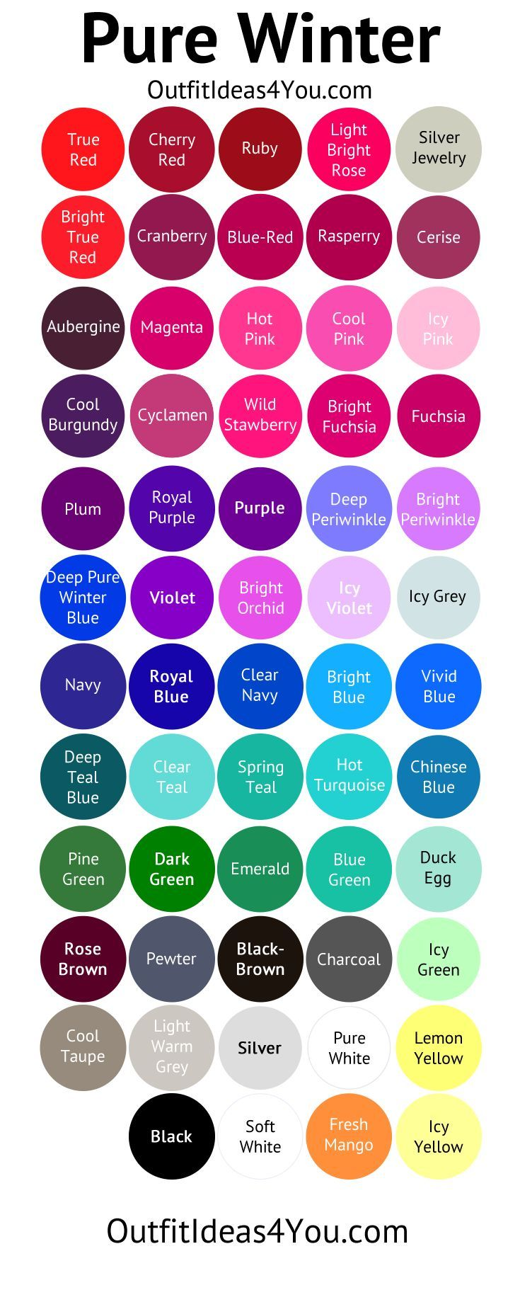 23 best Colors to Wear with Gray Hair images on Pinterest ...
