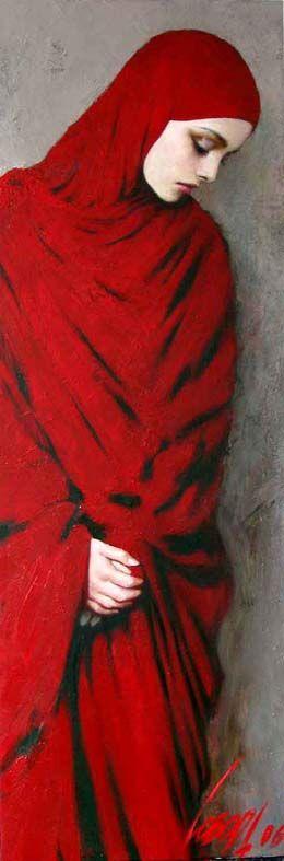 """""""Tatiana"""" by Taras Loboda  Portraits"""