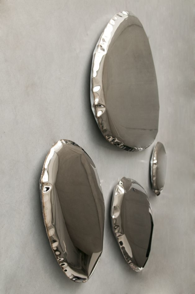 Round Mirror Ideas. More case goods inspirations: http://www.brabbu.com/en/inspiration-and-ideas/