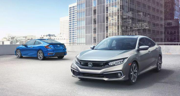 2020 Honda Civic Owners Manual (With images) Honda civic