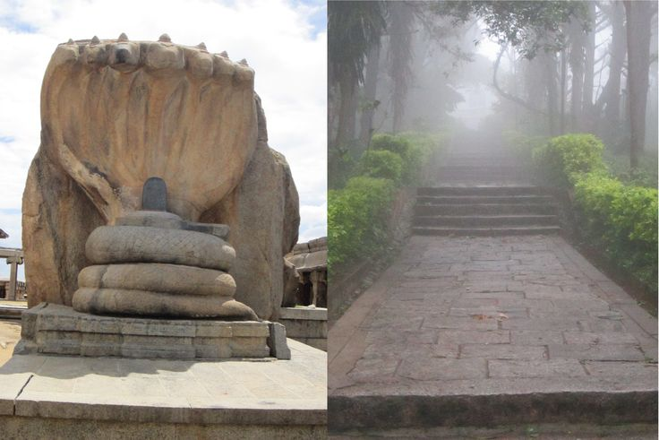 Frost And Fire: A Trip to Nandi Hills and Lepakshi