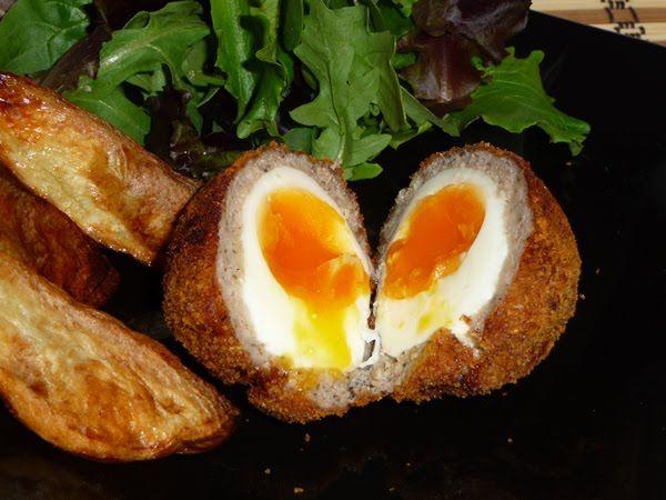 Schotse eieren - Lekker Tafelen