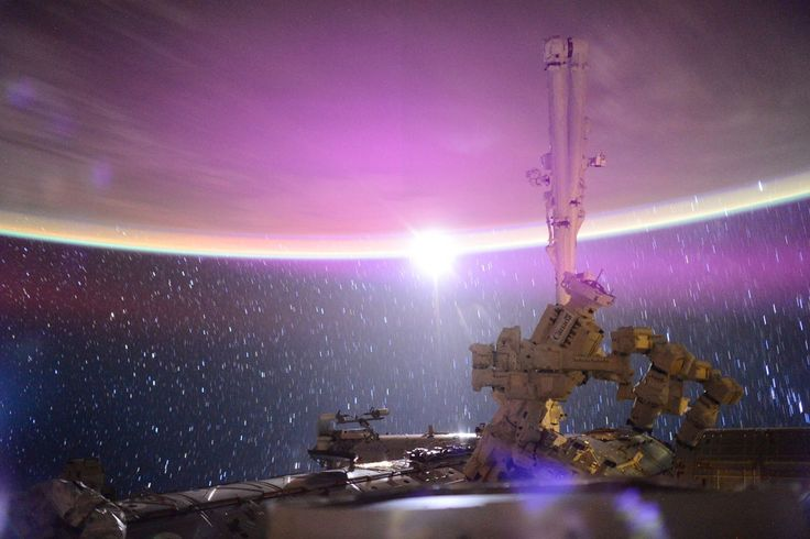 Interesting pictures on the space theme 05