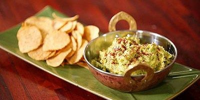 Try this Avocado and Pistachio Dip recipe by Chef Justine Schofield . This recipe is from the show Everyday Gourmet.