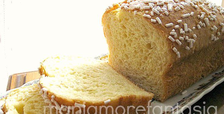 Pan brioche senza impasto sofficissimo
