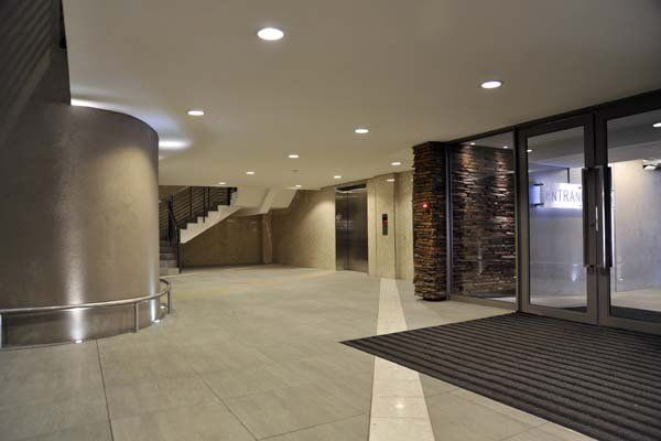 Wall and floor tilling done at Eastgate Shopping Mall by Ceragran
