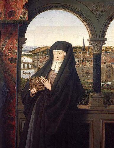 Jan Van Eyck - St. Elizabeth of Hungary