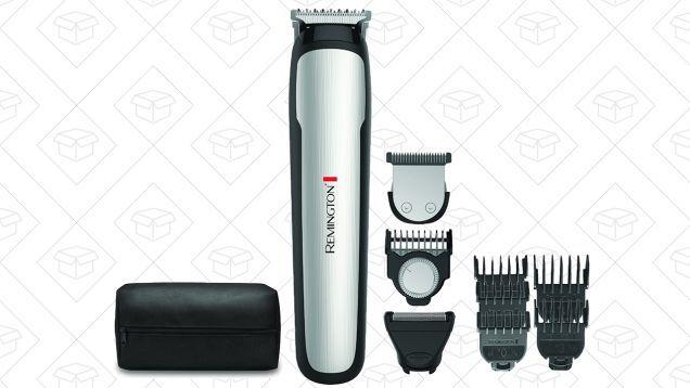 Remington's Versatile Beard and Stubble Trimmer Has Never Been Cheaper