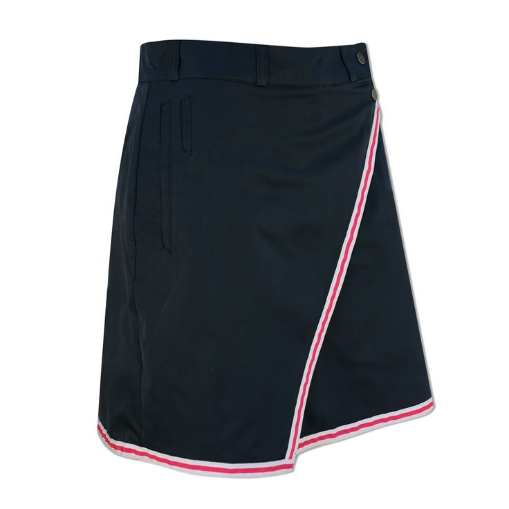 Cross Ladies Line H2OFF Skort - Navy - with Free Delivery