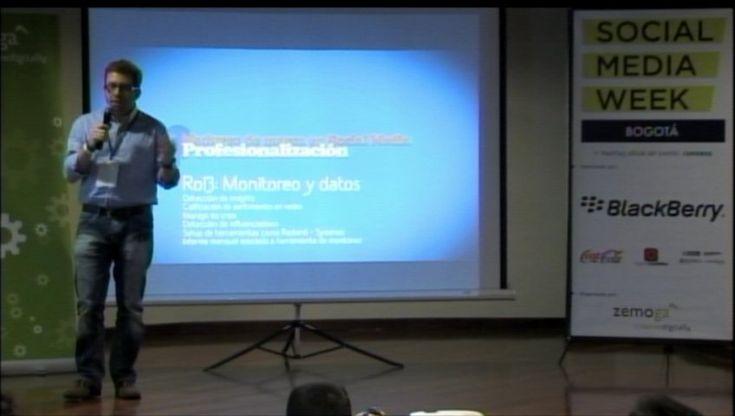 ESPECIALIZACIÓN DE REDES SOCIALES Y MÉTRICAS ASOCIADAS A LA CONVERSIÓN // SPECIALIZING ON SOCIAL MEDIA AND METRICS ASSOCIATED TO THE CONVERSION