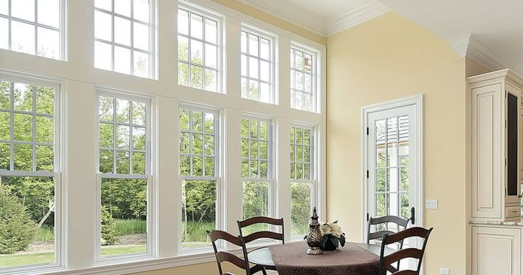 Advantages of Installing New Windows - Do you think you need a window replacement? Many homes have older windows that do not function quite as they should. Fortunately a window replacement can be the solution to the issues caused by old windows.