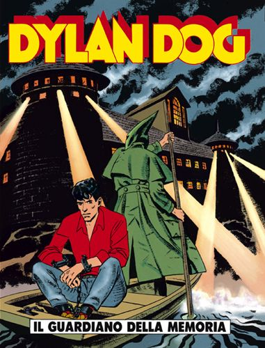 Dylan Dog - 108 - Il Guardiano Della Memoria - Scitum