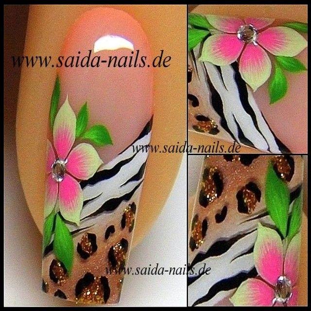 "76 Likes, 2 Comments - Saida Nails (@saida_nails) on Instagram: ""www.saida-nails.de"""