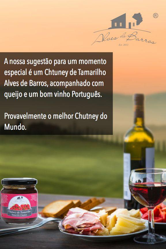 Chutney de Tamarilho