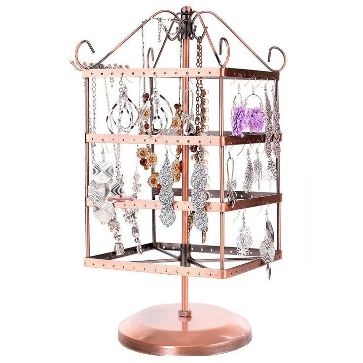 7 best Space Saving Jewelry Storage Solutions images on Pinterest
