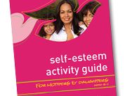 Self-Esteem Guide for Moms of Girls, Ages 8–11