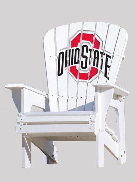 Adirondack Chair - Ohio State University