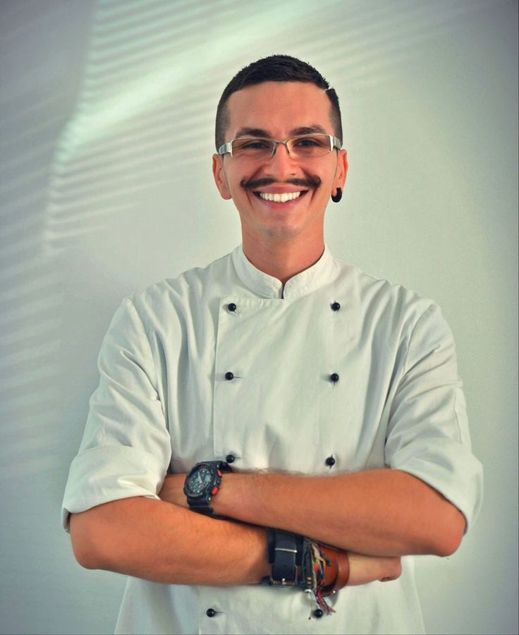 Smile and rise :)   #happy #chef #Dexter #foodstyling #Romania #Chef #Bogdan Alexandrescu #Dexter #Romania #food #photo