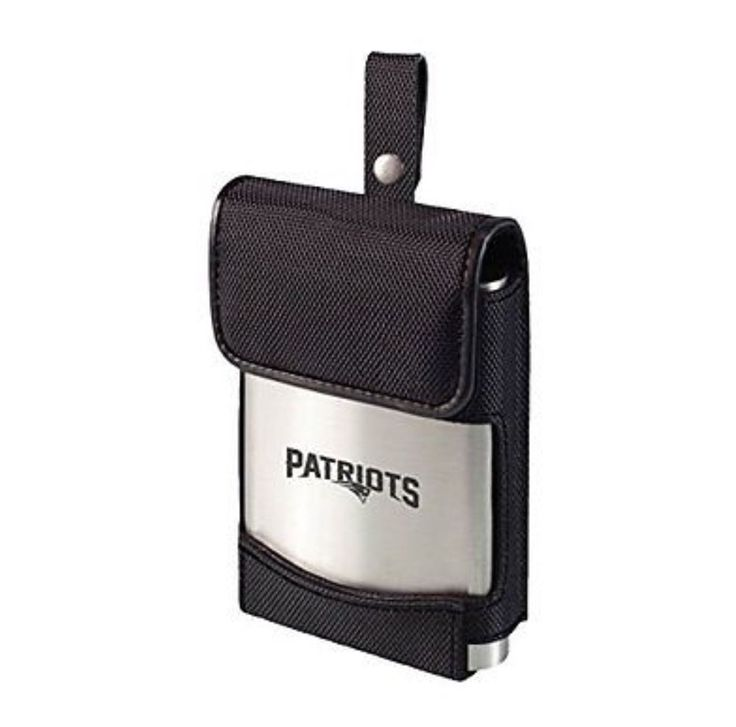 Other Golf Accessories 1514: New England Patriots - Golf Flask And Golf Accessories Set -> BUY IT NOW ONLY: $40 on eBay!