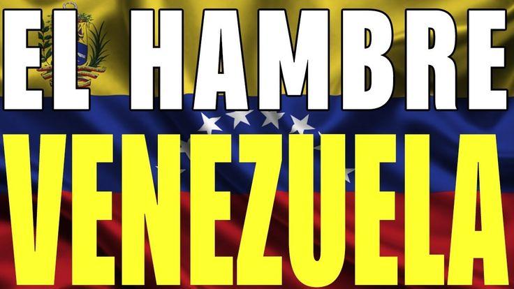 ULTIMAS NOTICIAS DE VENEZUELA EL HAMBRE en Venezuela a NIVELES EXTREMOS noticias de hoy Venezuela https://youtu.be/pDw7xpyNf-g