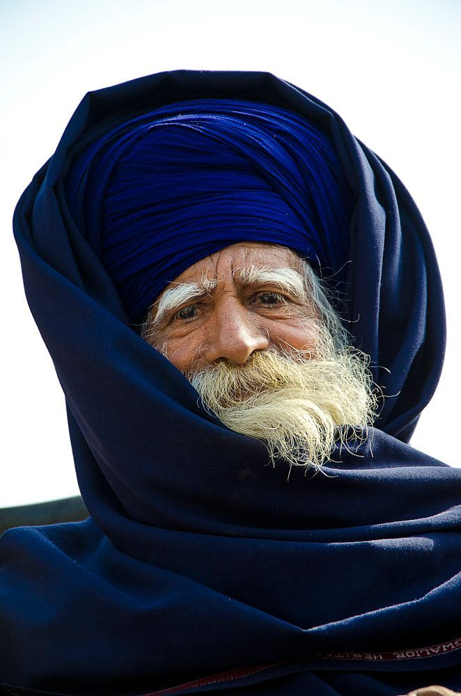 An old man is twice a child.. by Jagjit Singh on 500px