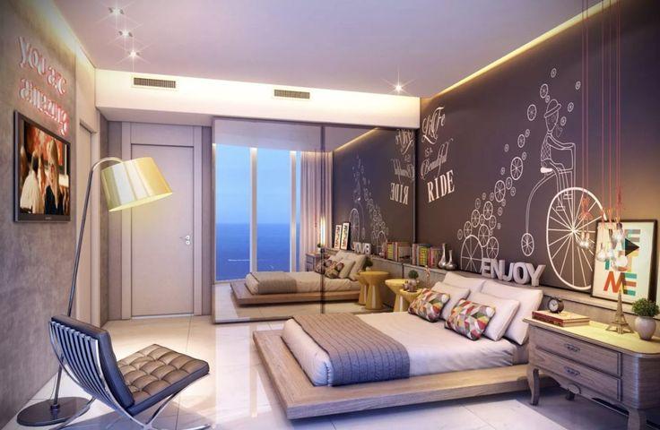 As melhores referências selecionadas para aqueles que querem decorar um quarto de rapaz. Confira todas as ideias!