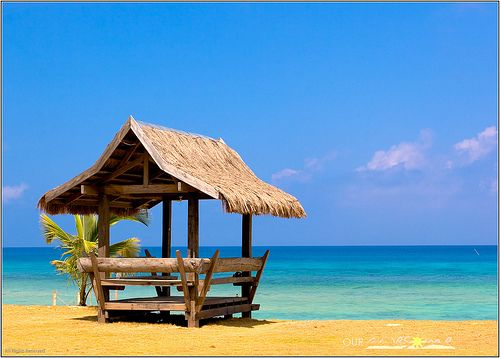 Tropical Island Beach Hut: 221 Best Images About Beach Huts / Bahay Kubo On Pinterest