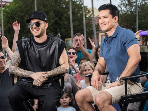 """It just keeps getting better for Adam Lambert. Right after rocking the stage at Universal Resort in Orlando, the 34-year-old sat down with """"Extra's"""" Mario Lopez, telling us he is back with brand-new music and getting ready to perform live on the…"""