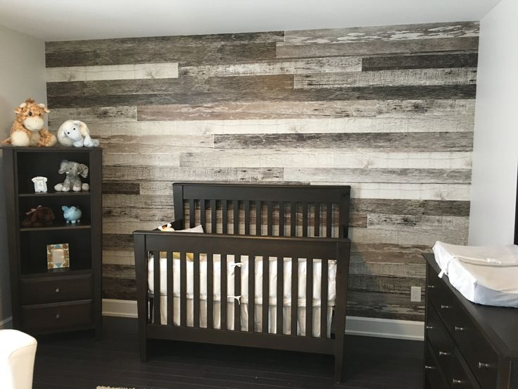 Barn Wood Wallpaper - Decomurale inc.