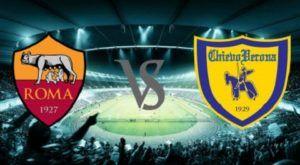 Prediksi Skor Serie A AS Roma Vs Chievo 23 Desember 2016