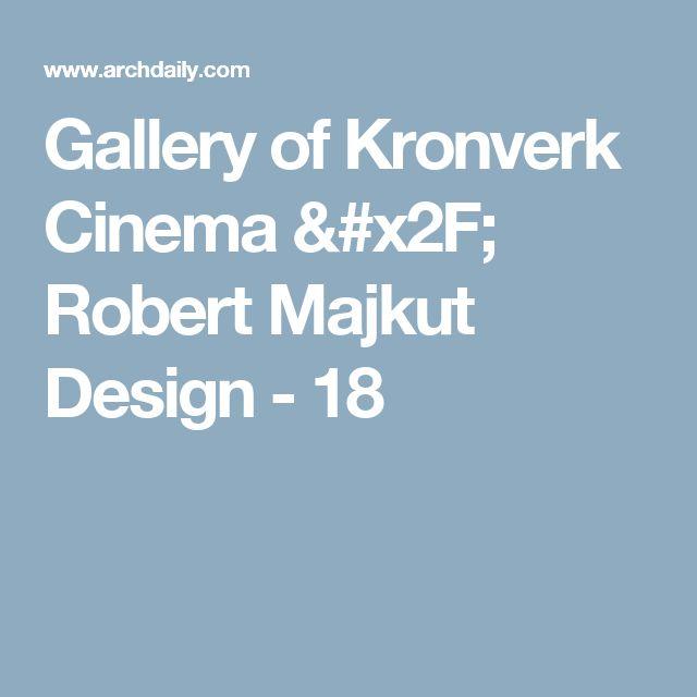 Gallery of Kronverk Cinema / Robert Majkut Design - 18