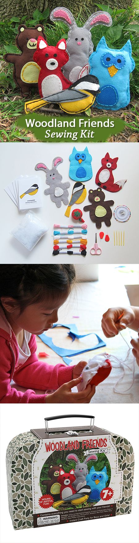 1000 ideas about kids craft kits on pinterest craft for Crafts for girls age 9