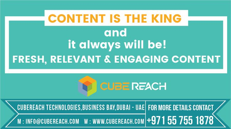 Effective Content Marketing Strategies Why Wait? Call us NOW!  +971 55 755 1878 (Available on WhatsApp and call)   Available 24x7 (Feel free to call or text any time)   Cube Reach Technologies  www.cubereach.com   #contentmarketing #branding #digitalmarketing #CubeReach
