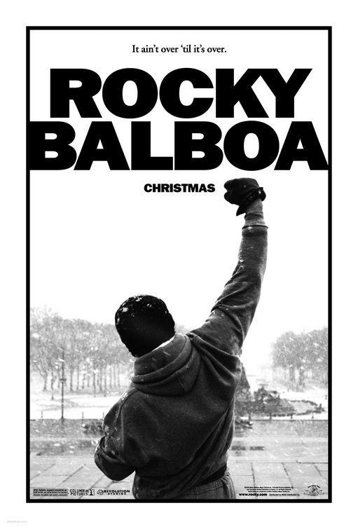 Rocky Balboa, ahora el campeón maduró y también es sabio