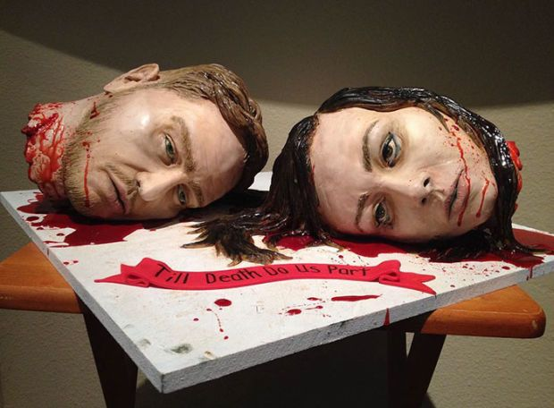 These Incredibly Realistic Cakes By Natalie Sideserf Are Jaw-Dropping - UltraLinx