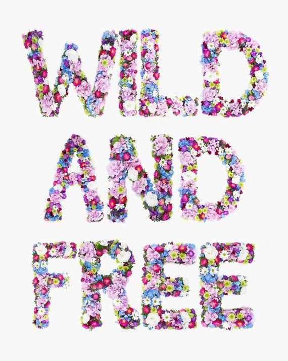 Wild & Free - www.emmamildon.com #wild #free