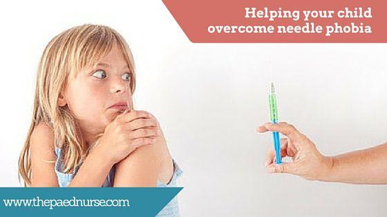Overcoming needle phobia for children