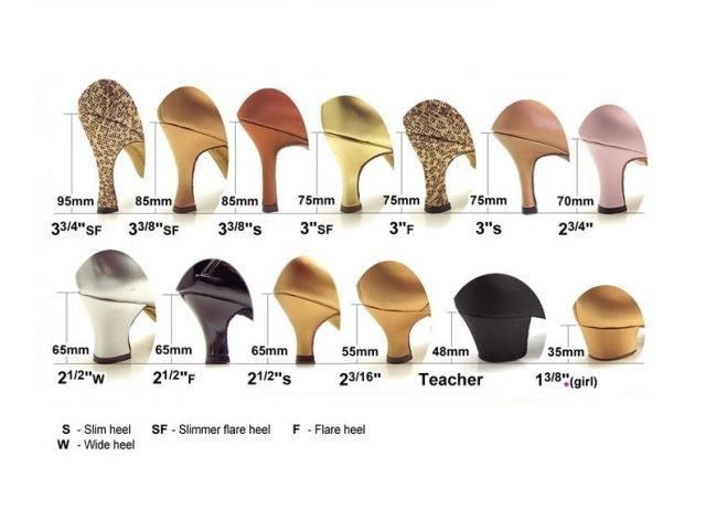 Как правильно носить обувь для бальных танцев