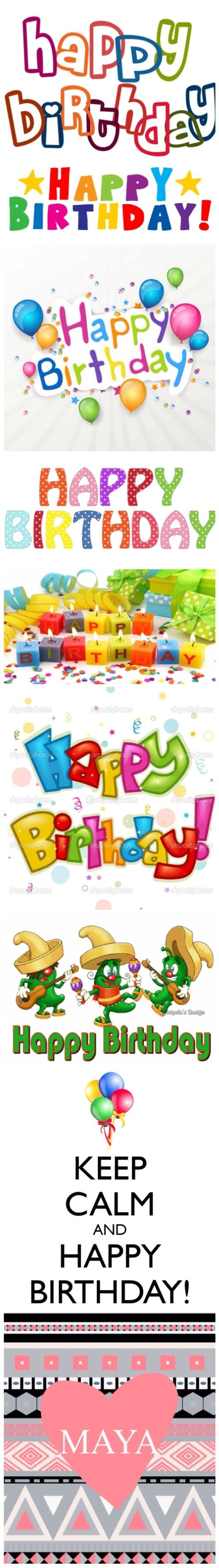14 best Birthdays images on Pinterest