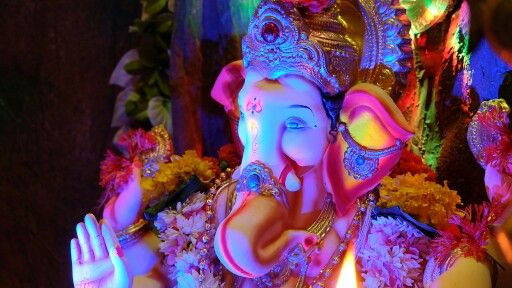 "Elephant God ""Lord Ganesha"""