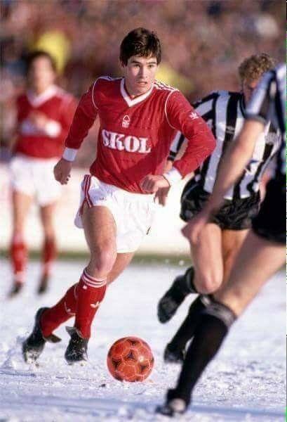 Nigel Clough Nottingham Forest