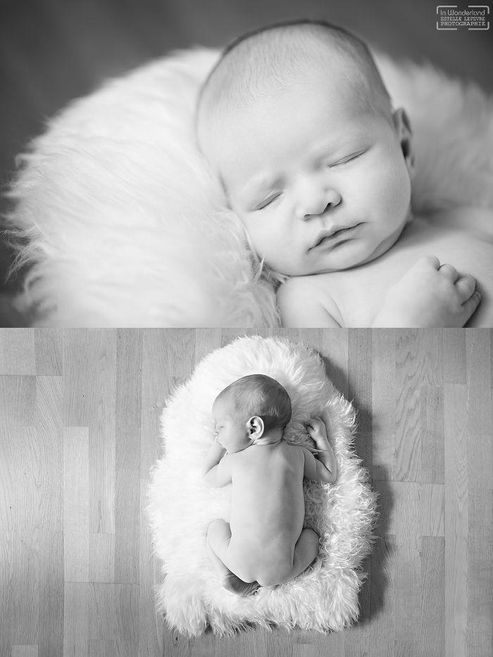 In Wonderland Photographie - Photos de naissance photographe domicile Asnières 92