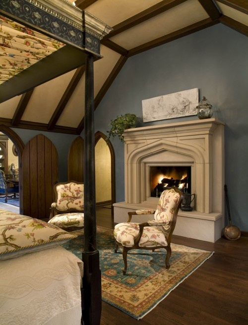 40 best tudor style home interior design ideas images on Bedroom fireplace ideas