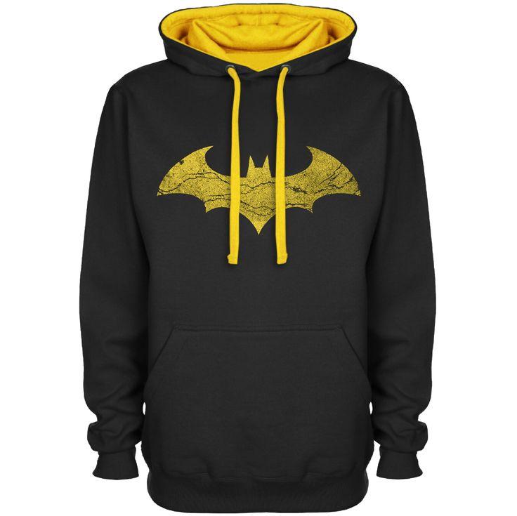 batman hoodie! Love