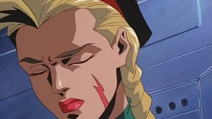 Street Fighter-The Animated Series S02E13 -Cammy Tell Me True-movie