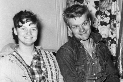 Charles Starkweather & Caril Ann Fugate, mass murderers.