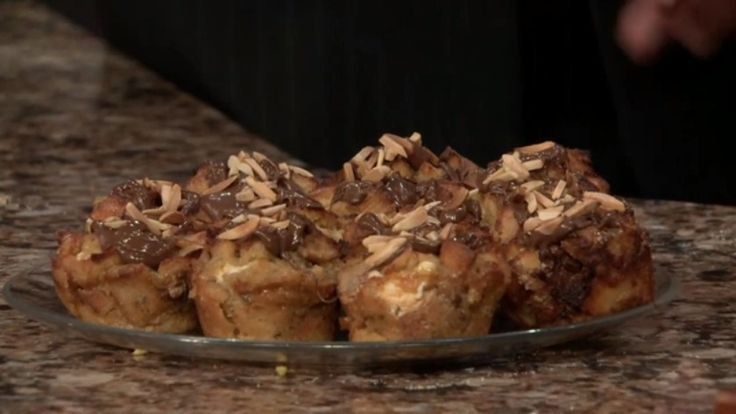 Muffin-Tin Cream Cheese-Nutella™ French Toast Thursday, April 6, 2017 CW20