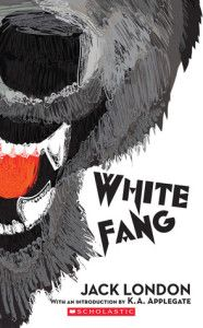 White Fang. By Jack London A three-quarters wolf-dog hybrid's struggle for survival during a famine in the hostile Yukon Territory in Canada. As a pup he is rescued and taken to an Indian village where the current puppy pack see him as a wolf and bully him brutally...